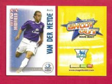 Everton Andy Van Meyde Holland (SO07)